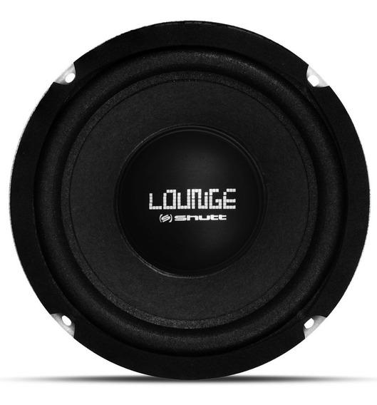 Alto Falante Shutt Lounge 6 Polegadas Sh6 150w Rms Mid-bass
