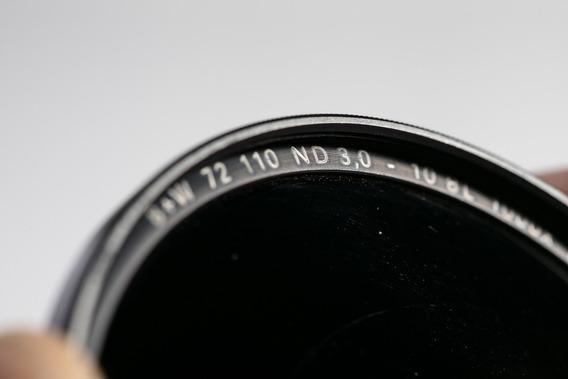 B+w F-pro 110 Nd 3.0 - 10bl 1000x Mrc 72mm Made In Germany
