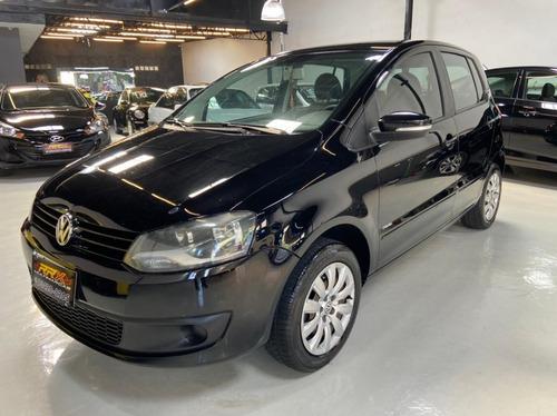 Volkswagen Fox 1.6 Flex Vht I-motion 2014 Preto
