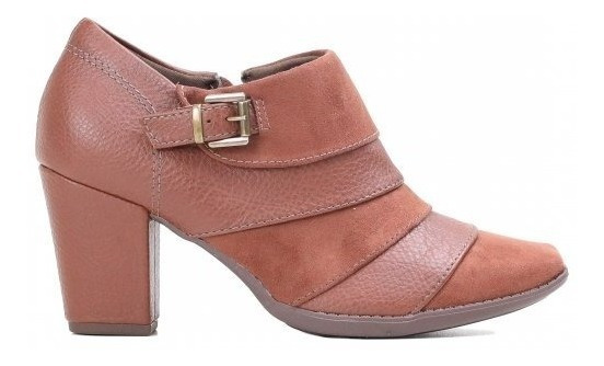 Ankle Boot Piccadilly Maxitherapy Feminino 372004