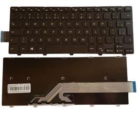 Teclado Para Dell Inspirion 14 3000 I14-3442-a10 Nsk-lq0sw