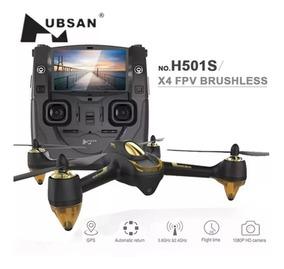 Drone Hubsan X4 H501s C/ Camera Hd 1080 Gps