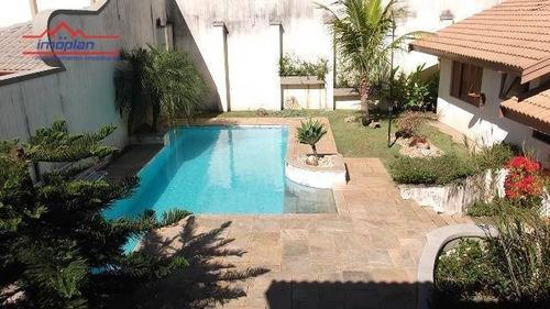 Imagem 1 de 12 de Casa Com 4 Dormitórios À Venda, 550 M² Por R$ 1.500.000,00 - Condominio Parque Das Garças Ii - Atibaia/sp - Ca3255