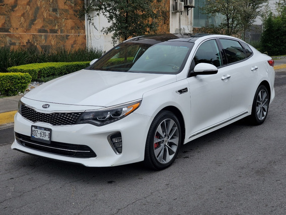 Kia Optima 2.0l Turbo Gdi