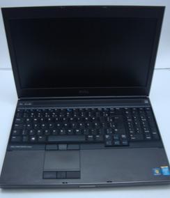Workstation Dell Precision M4800core I7 4800qm 2.70 8gb/1tb