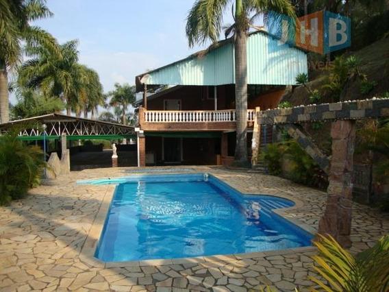 Chácara Residencial À Venda, Jardim Santa Matilde, São José Dos Campos. - Ch0013