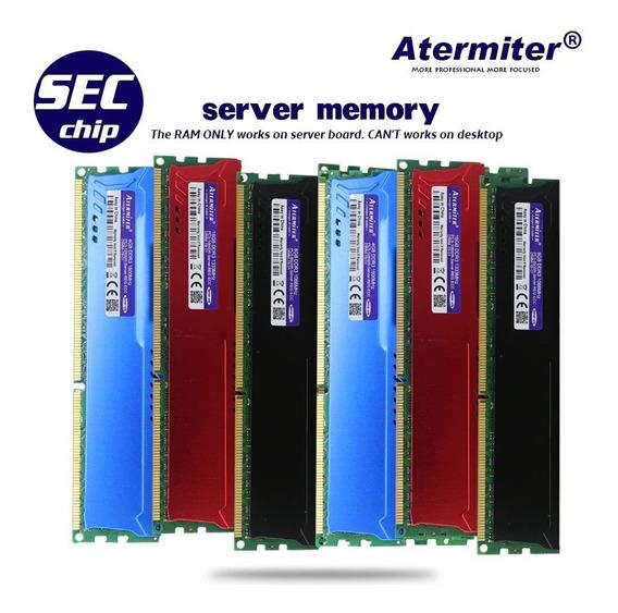 Memoria Ram Para Servidor 16gb Ddr3 Pc3 1600mhz Ecc Reg X1p