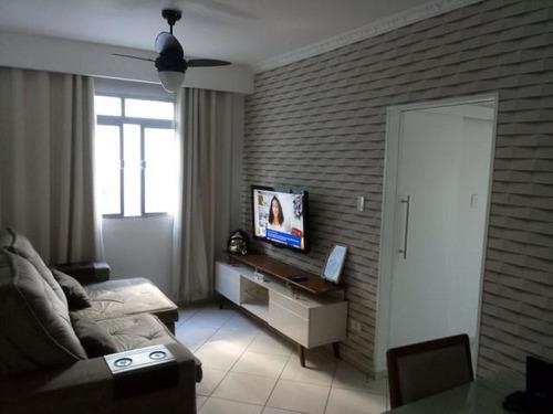 Apartamento Em Parque São Vicente, São Vicente/sp De 92m² 2 Quartos À Venda Por R$ 211.000,00 - Ap635280