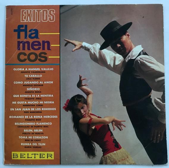 Disco Exitos Flamencos Vinilo