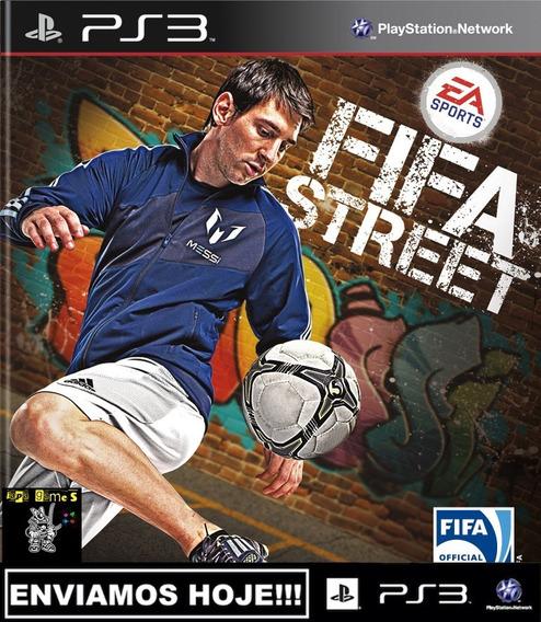 Fifa Street Jogos Ps3 Psn Jogos Para Ps3