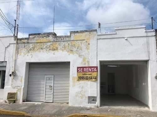 Renta $2500 Tu Local Negocio Cerca Los Cocos Mérida Centro