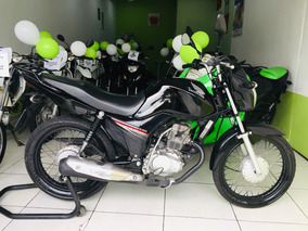 Honda Cg Fan 125i Estado De Nova