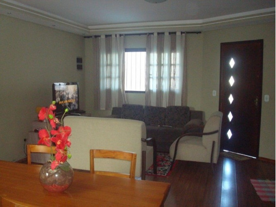 Sobrado Para Venda - Mogi Moderno, Mogi Das Cruzes - 250m², 3 Vagas - 887