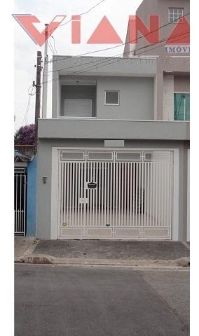 Casa Para Venda, 0 Dormitórios, Jardim Estela - Santo André - 3835