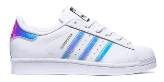 Zapatillas adidas Superstar Bco Dorado Edición Limitada!!