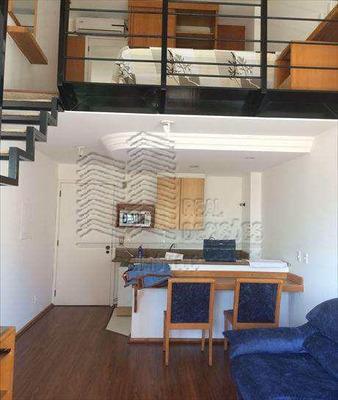 Flat Com 1 Dorm, Moema, São Paulo - R$ 450.000,00, 32m² - Codigo: 565 - V565