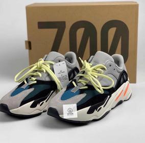 Tênis Yeezy Boost 700 Wave Runner Solid Grey