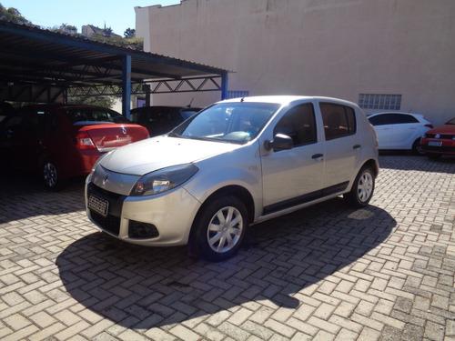 Renault Sandero Authentic 1.0 - 2014