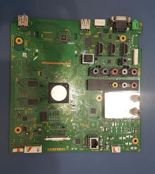 Placa Principal Sony Kdl-40ex525 Usada Não Funciona Av-1