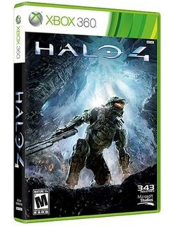Halo 4 Para Xbox 360 Usado