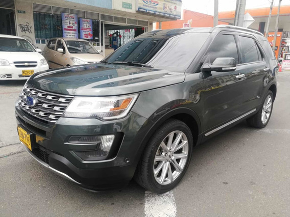 Ford Explorer Limited 7 Psj