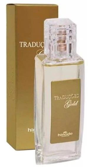 Perfume Traduções Gold Nº 05 Da Hinode - Envio Imediato