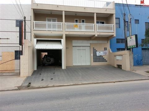 Sorocaba - Sobrado Com Salão Comercial - Jd Siriema - 15405
