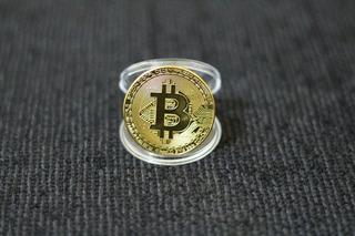 Bitcoin Fisico . Linda Moneda Para Coleccionar