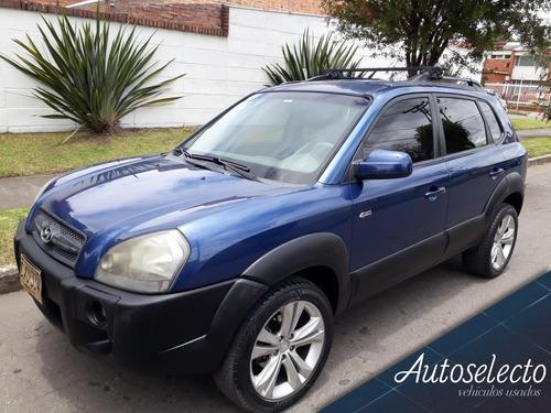 Hyundai Tucson 4x4 Gls Automoatico 2.7