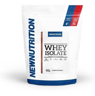 Whey Isolate Newnutrition 900g Pronta Entrega!