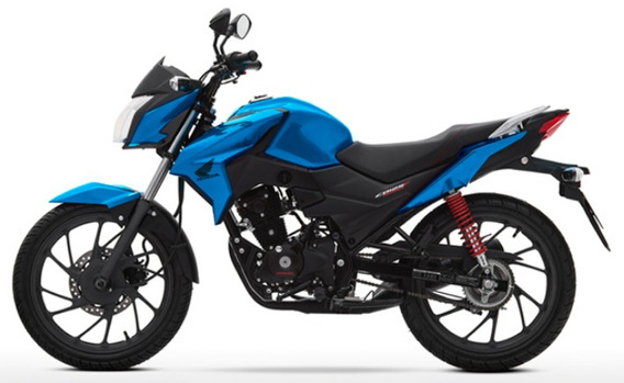 Honda Cb125 F Twister Azul 2019 Avant Motos