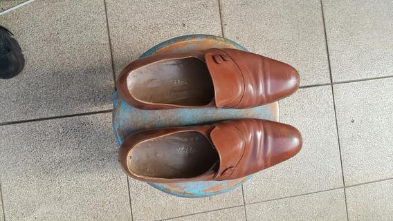 Sapato Social De Cromo Alemão Usado