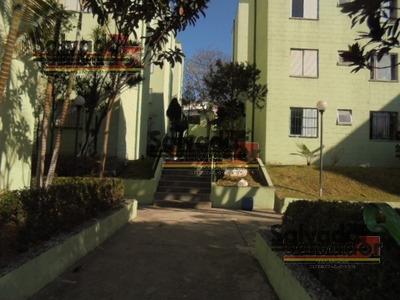 Apartamento Para Venda, 2 Dormitórios, Jardim Da Saúde - São Paulo - 7253