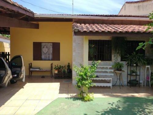 Casa No Gaivota Com Espaço Para Piscina Em Itanhaém - 7408