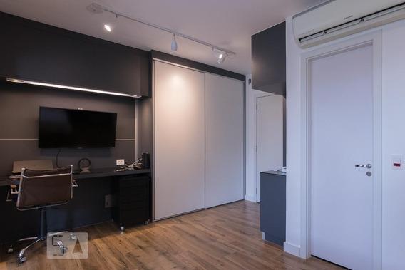 Apartamento Para Aluguel - Barra Funda, 1 Quarto, 33 - 893017231