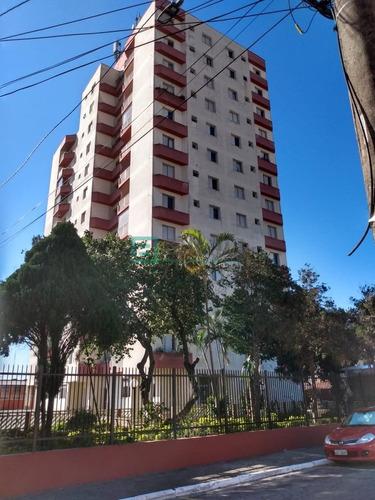 Imagem 1 de 15 de Apartamento Em Itaquera  -  São Paulo - 258
