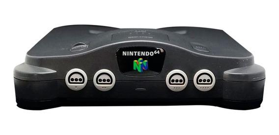 Video Game Nintendo 64 Original Raridade Ótimo Estado