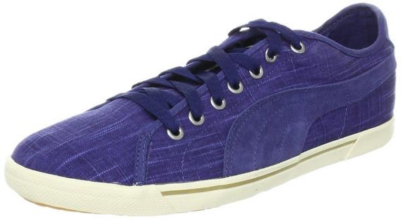 Usado Original Puma Benicio Azul Jeans 45 46br 13us