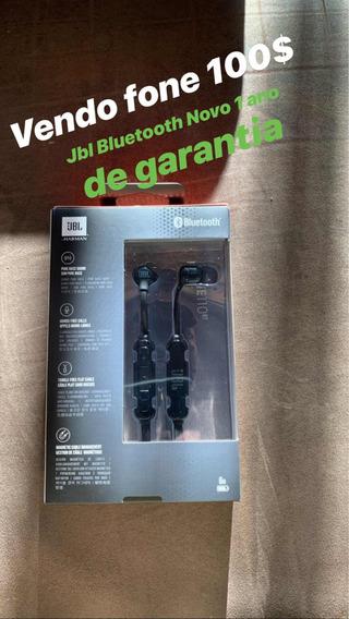 Fone Jbl Bluetooth T110 B