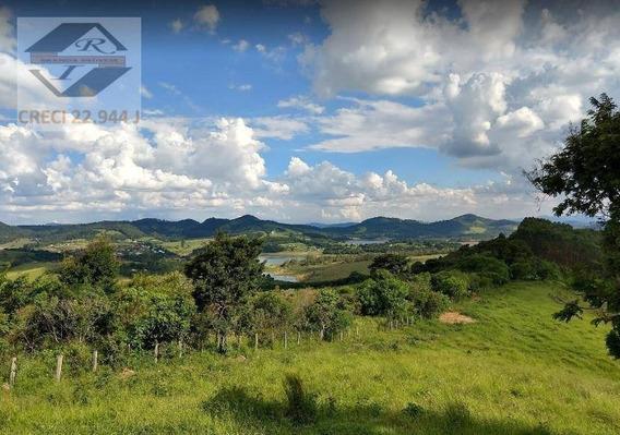 Área À Venda, 106821 M² Por R$ 1.679.625,00 - Sítio Recanto Verde - Vargem/sp - Ar0035
