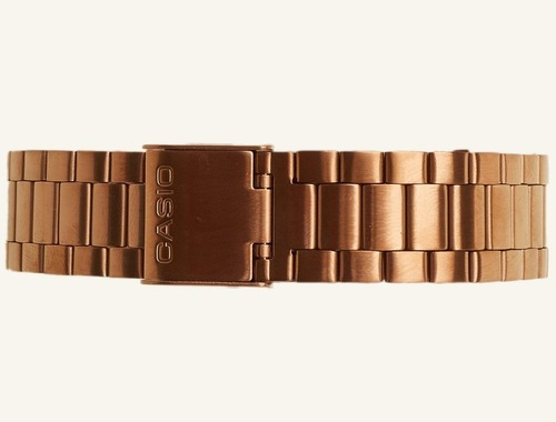 Relógio Casio B640wc-5adf Vintage Rose Gold Original - Nfe