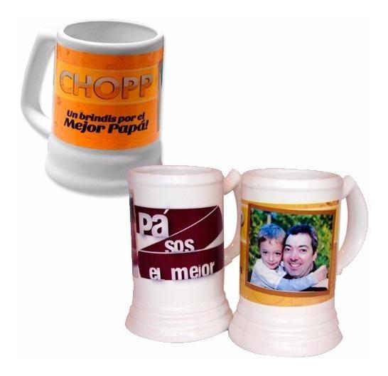 Jarro Chopp Ceramica Personalizado