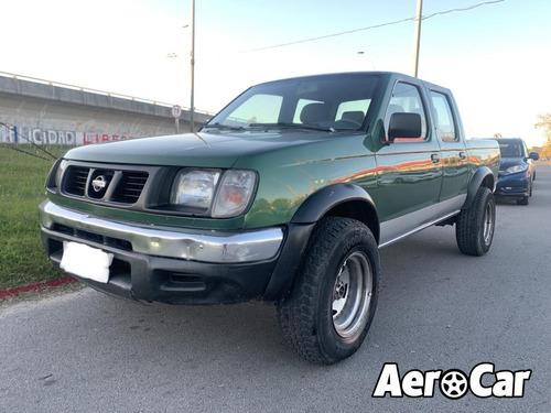 Nissan D22 4x4 Diesel 3.2 2000 Impecable! Aerocar