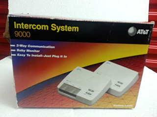 At & T Del Sistema De Intercomunicación 9000