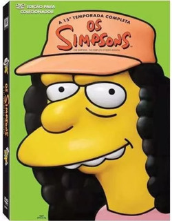 Box : Os Simpsons - 15ª Temporada - 4 Dvd