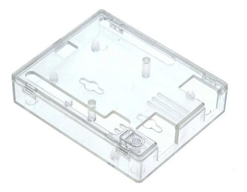 Carcasa Case Caja Para Arduino Uno R3 Acrilico Transparente
