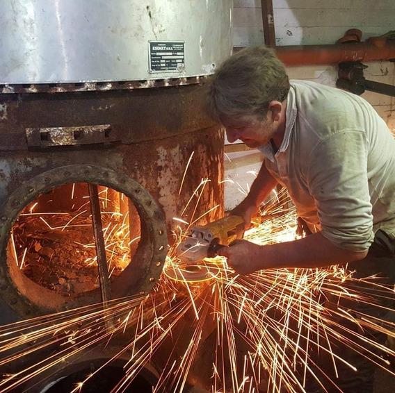 Reparación De Calderas Industriales Y Filtros.
