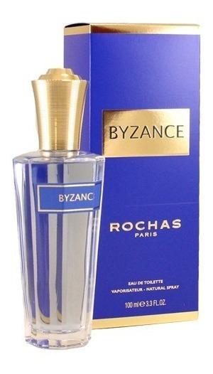 Perfume Rochas Byzance Edt 100ml Feminino Original