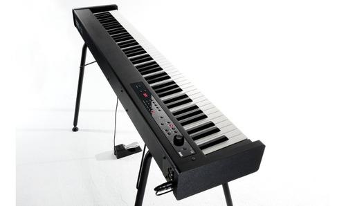 Piano Digital Korg D1 88 Teclas Portátil Dh3 - Cuotas