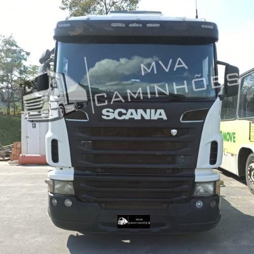 Imagem 1 de 14 de Caminhão Scania  G 380 - 6x2 T